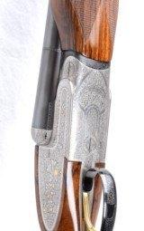 Beretta 450 sidelock 12 gauge Live Pigeon gun - 10 of 19