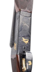 CSMC Winchester model 21 28 gauge Grand American (Grade 6 with Gold) - 13 of 23