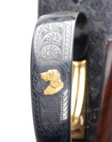 CSMC Winchester model 21 28 gauge Grand American (Grade 6 with Gold) - 11 of 23