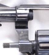 "S&W pre 34 .22/32 kit gun Modified I frame 2"" RARE - 5 of 13"