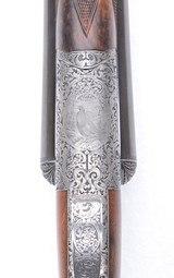 David McKay Brown Renaissance Scoll grade 12 gauge SxS - 11 of 24