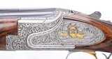 Browning Presentation P4W all gauge skeet set with factory gold inlays - 10 of 18
