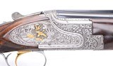 Browning Presentation P4W all gauge skeet set with factory gold inlays - 9 of 18