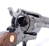 Colt SAA .45lc Third Gen, all blue, NIB - 5 of 11