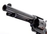 Colt SAA .45lc Third Gen, all blue, NIB - 8 of 11
