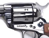 Colt SAA .45lc Third Gen, all blue, NIB - 3 of 11