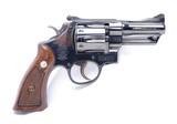 """S&W pre-27 5-screw 3 1/2"""" barrel...mint"""