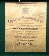Westley Richards Droplock 12 gauge - 24 of 24