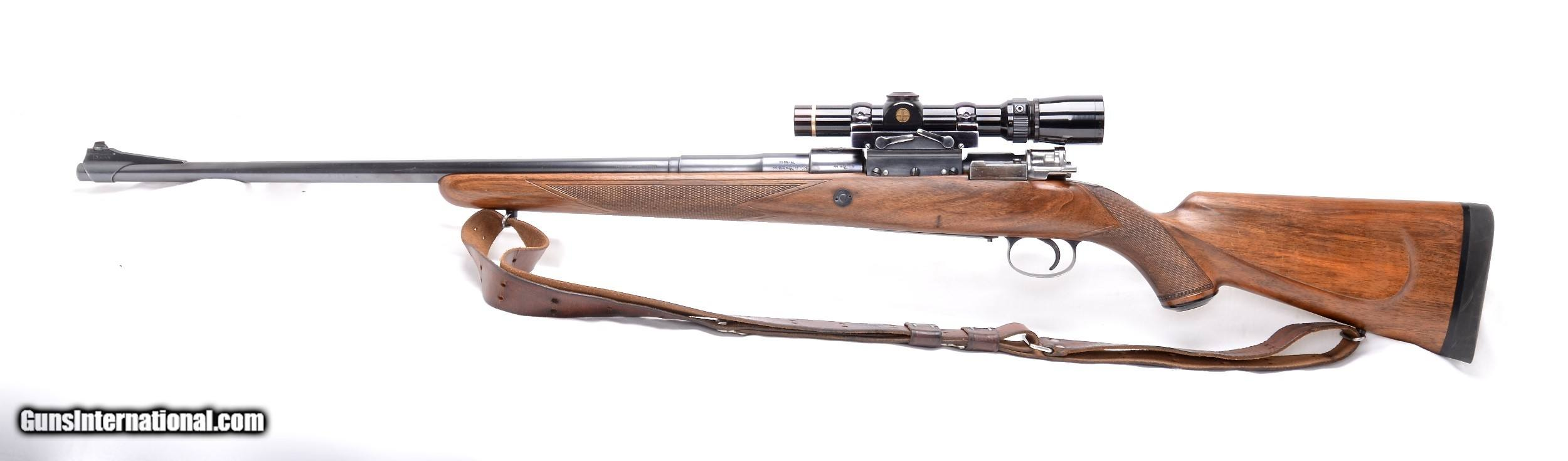 FN bolt action sporting rifle  30-06