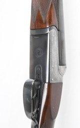 Westley Richards boxlock double barrel Express Rifle .470 - 7 of 17