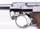 DWM 1906 American Eagle Luger, 7.65mm - 8 of 14