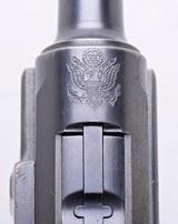 DWM 1906 American Eagle Luger, 7.65mm - 6 of 14