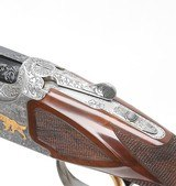Winchester 101 Pigeon Grade 20 ga. engraved by Angelo Bee - 17 of 19