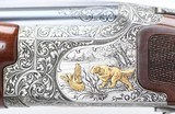 Winchester 101 Pigeon Grade 20 ga. engraved by Angelo Bee - 2 of 19