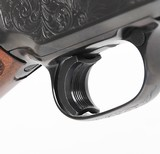 Winchester Model 12 upgraded to Pigeon Gr 5 w/Gold by Angelo bee - 16 of 18