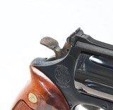 """S&W model 27-2 5"""" blue, cased, mint - 5 of 10"""