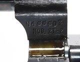 """S&W model 27-2 5"""" blue, cased, mint - 8 of 10"""