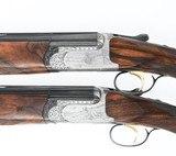 "Perazzi SC3 match pair of 20 gauge guns, 29 1/2"" barrels - 2 of 12"