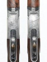 "Perazzi SC3 match pair of 20 gauge guns, 29 1/2"" barrels - 9 of 12"