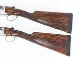 "Perazzi SC3 match pair of 20 gauge guns, 29 1/2"" barrels - 8 of 12"