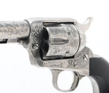 Colt SAA, first gen, .45lc eng. by Duke Parsley - 3 of 9