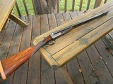 """Pair of E.J. Churchill 12 bore """"Utility Model XXV"""" 2in. doubles w/assisted opening. - 8 of 11"""