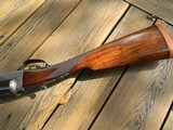 """Pair of E.J. Churchill 12 bore """"Utility Model XXV"""" 2in. doubles w/assisted opening. - 3 of 11"""