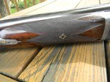 """Pair of E.J. Churchill 12 bore """"Utility Model XXV"""" 2in. doubles w/assisted opening. - 6 of 11"""