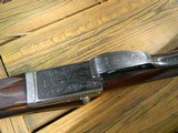 """Pair of E.J. Churchill 12 bore """"Utility Model XXV"""" 2in. doubles w/assisted opening. - 9 of 11"""