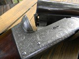 """Pair of E.J. Churchill 12 bore """"Utility Model XXV"""" 2in. doubles w/assisted opening. - 4 of 11"""