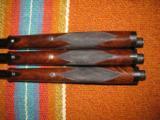 Winchester 1895 Deluxe, Original Three Barrel Set - 6 of 12