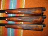 Winchester 1895 Deluxe, Original Three Barrel Set - 8 of 12
