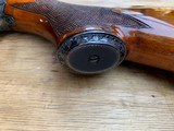 Winchester Model#12, 12g, Restored, Beautifully Engraved, Silver enlay dogs & Birds - 12 of 14