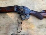 Winchester 1887 12g, Older Turnbull Restoration - 6 of 15