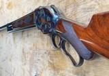 Winchester 1887 12g, Older Turnbull Restoration - 11 of 15