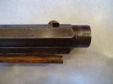 Joseph Tonks Percussion Marksman Rifle caliber .43- 8 of 8