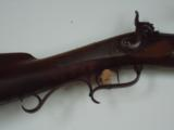 Joseph Tonks Percussion Marksman Rifle caliber .43- 2 of 8