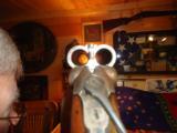 Baker's double barrel hammerless 12 gauge shotgun - 4 of 7