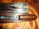 Baker's double barrel hammerless 12 gauge shotgun - 6 of 7