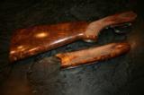 Beretta Jubilee 20 ga. Buttstock & Forend - 1 of 2
