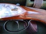 BERETTA MODEL 455 DOUBLE RIFLE .500 NE - 11 of 12
