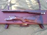 BERETTA MODEL 455 DOUBLE RIFLE .500 NE - 3 of 12