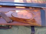 Beretta 375 H & H Model 455 - 4 of 15
