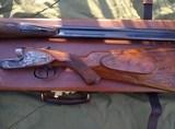 Beretta 375 H & H Model 455 - 3 of 15
