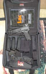 Heckler & Koch H&K HK 9mm USP SD Tactical NIB with HK Soft Case - 1 of 9