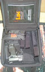 Heckler & Koch H&K HK 9mm USP SD Tactical NIB with HK Soft Case - 8 of 9