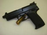 Heckler & Koch H&K HK 45acp USP SD Tactical NIB with HK Soft Case - 2 of 12