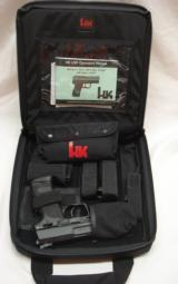 Heckler & Koch H&K HK 45acp USP SD Tactical NIB with HK Soft Case - 1 of 12