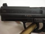 Heckler & Koch H&K HK 45acp USP SD Tactical NIB with HK Soft Case - 3 of 12
