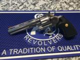 COLT PYTHON COLT GUARD FINISH